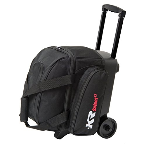 KR Select Single Roller Bowling Bag