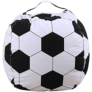 Amazon Com Comfort Research Big Joe Soccer Ball Bean Bag