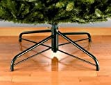 National Tree Company 36-Inch Folding Artificial Christmas Tree Stand for 9 to 12-Foot Trees
