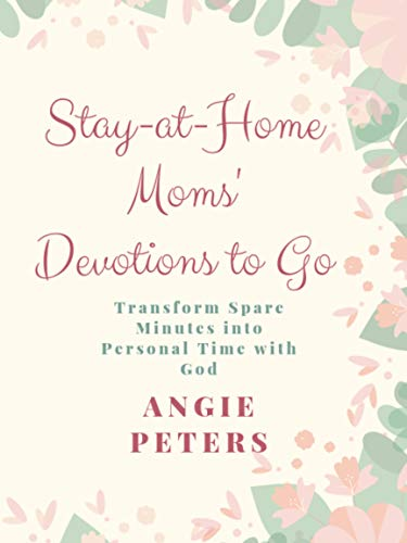 Stay-at-Home Moms' Devotions to Go: Transforming Spare Minutes into Personal Time with God