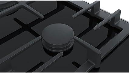Bosch PRB3A6D70 Mesa Encimera de gas Negro hobs - Placa (Integrado ...