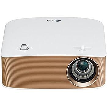 Amazon Com Lg Electronics Pa77u Wxga 3d Led Projector