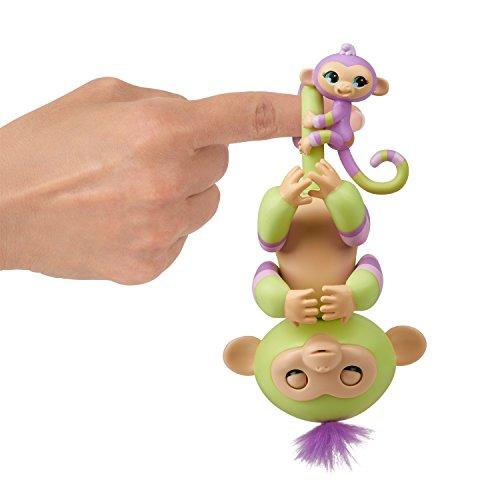 Wowwee Fingerlings Baby Monkey Amp Mini Bffs Jess Amp Eden