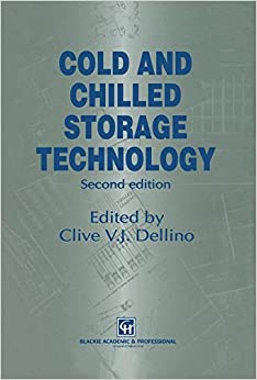 C.V.J. Dellino - Cold And Chilled Storage Technology