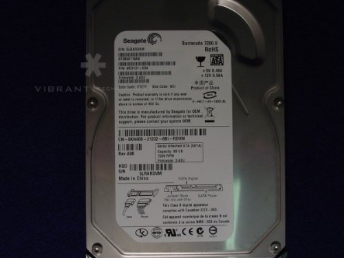 - DELL ST3808110AS-1 80GB SATA 7200RPM Hard Drive Dell Labled