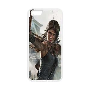 Generic Case Tomb Raider Lara Croft For iPhone 6 Plus 5.5 Inch Q2A7298465
