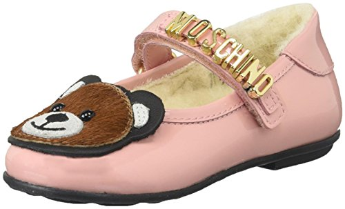 Moschino Toddler Mary Jane Shoes Price pare