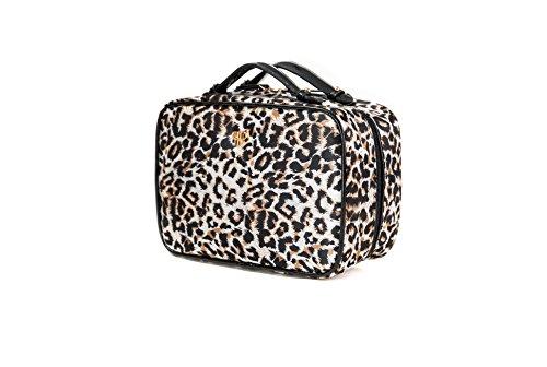 PurseN Prima Elite Jewelry Case (Modern Leopard)