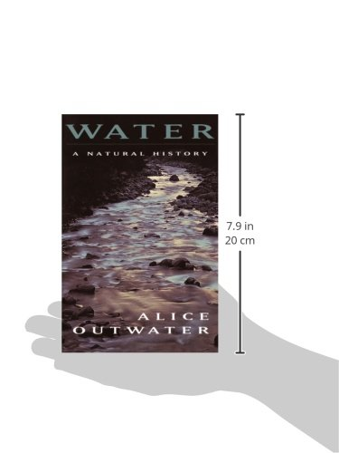Water a natural history alice outwater 9780465037803 amazon water a natural history alice outwater 9780465037803 amazon books fandeluxe Image collections