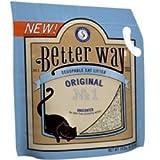 Better Way Original Cat Litter – 14 lb, My Pet Supplies