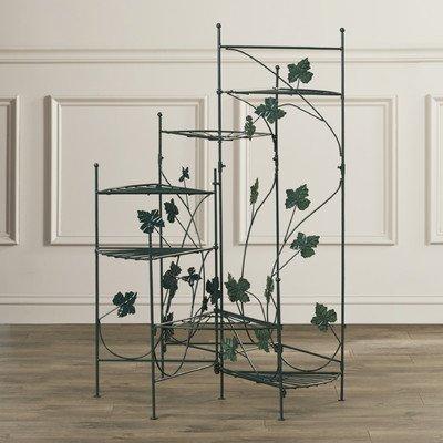 Heathcote Climbing Vines Multi-Tiered Plant Stand - Vine Plant Stand
