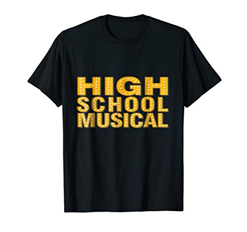 High School And Musical shirt ()