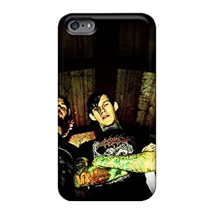Iphone 6 VYJ8752MJKy Allow Personal Design Colorful Red Hot Chili Peppers Skin Shock Absorption Hard Phone Case -AaronBlanchette