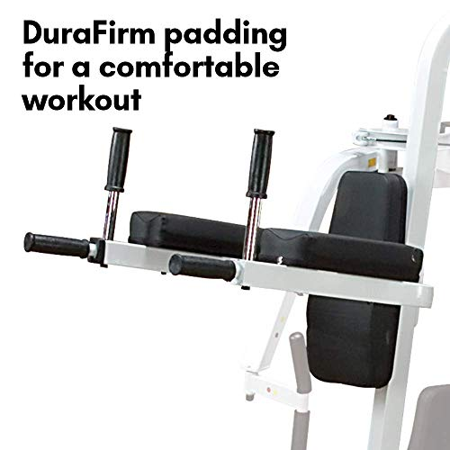 Body-Solid Knee Raise Dip Station for Body-Solid EXM Series Gyms (VKR30) by Body-Solid (Image #2)