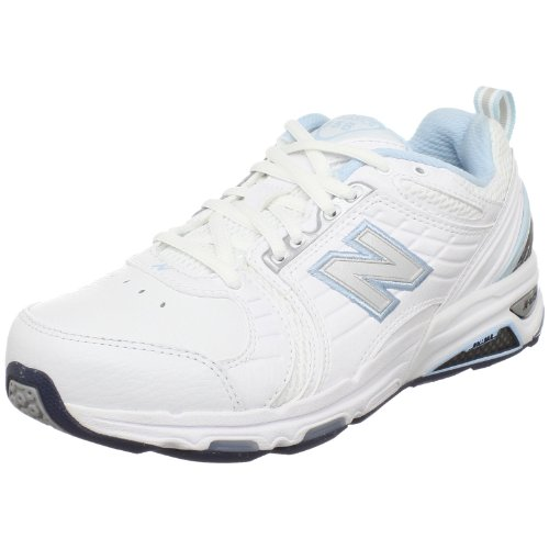 New Balance Womens Wx856 Trainingsschoen Wit / Blauw