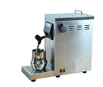 kohstar 1pc 220V 1450W Commercial Milk Foam Machine Stainless Steel Steam Water Boiling Machine Make Espresso Coffee Steam Coffee Maker by KOHSTAR
