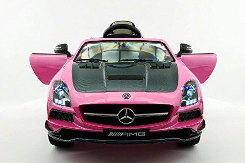 Replica SLS Style Race Car Pink Front