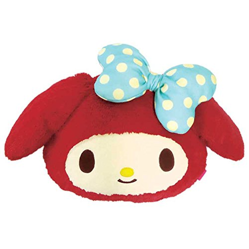 My Melody Chocolate Chocolate color series Face cushion Red by K company
