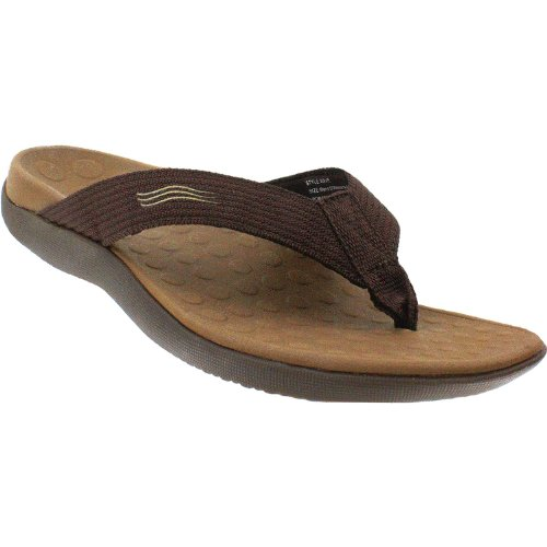 - Vionic Wave - Chocolate - Orthaheel Chocolate - Men's 8 / Women's 9