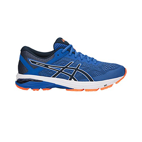 ASICS Men's GT-1000 6 Running Shoe Victoria Blue / Dark Blue-shocking Orange get to buy Inexpensive online really for sale 9Pz06nrI