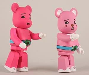 Amazon.com: BE @ RBRICK peach & Komomo (Yoshida tank) (Set of 2