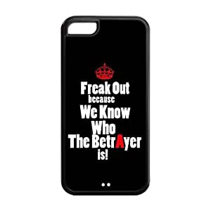 LJF phone case Customize High Quality Pretty Little Liars Back Cover Case for iphone 4/4s