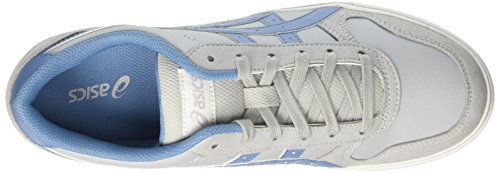Asics Herren Aaron Sneaker Blau (middengrijs / Blauwe Hemel)