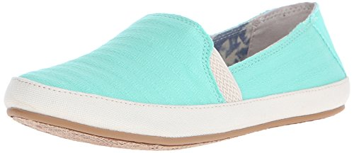 Reef Women's Shaded Summer Fashion Sneaker, Turquoise, 5 M US by Reef