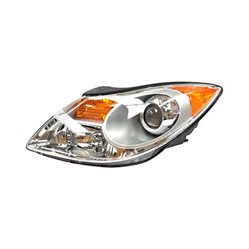 Value Body Parts Headlight Assembly For Hyundai Veracruz OE Quality Replacement