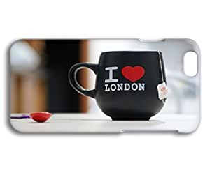 Andre-case Customized Classic British London Red I Love London Cup iphone 5C Plastic qi9bwcwKtpX case cover, cell phone Cover
