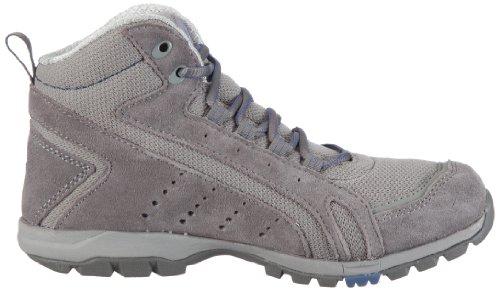 Vaude Women's Coiba Ceplex Mid, Women's SportShoe - Outdoor Gray - Grau (Pebbles 023)