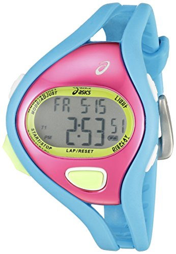 ASICS Unisex CQAR0503 Multi-Color Digital Running Watch