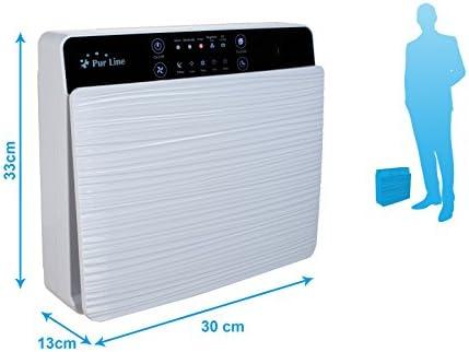 Purline FRESH AIR 30 Purificador de Aire filtro HEPA, filtro de ...