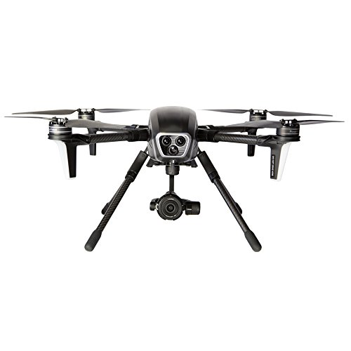 PowerVision 4K UHD UAV with 1 Battery PowerEye, Black - PEY10