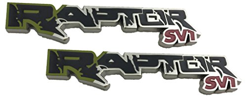 ford emblems raptor - 9