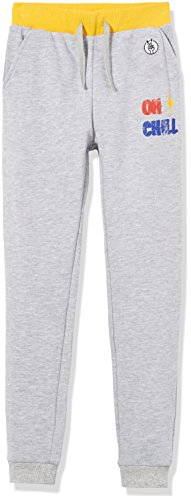 Kid Nation Kids' French Terry Jogger for Boys Or Girls XL Gray by Kid Nation (Image #1)