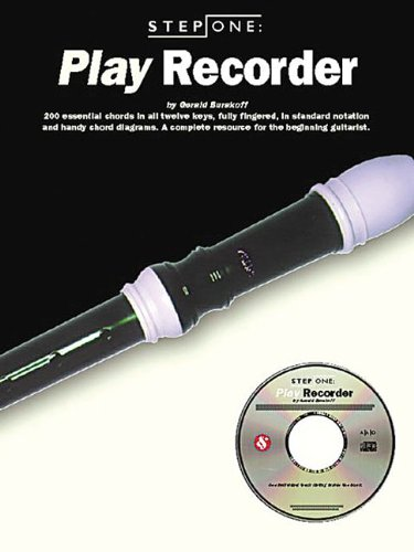 - Step One: Play Recorder (Step One Teach Yourself)