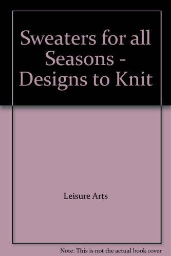 Sweaters for all Seasons - Designs to (Fair Isle Yoke Cardigan)
