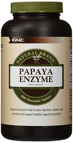 GNC Natural Papaya Supports Digestive