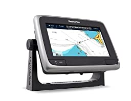 Raymarine a75 Multifunction Display with Wi-Fi & Navionics+, 7\