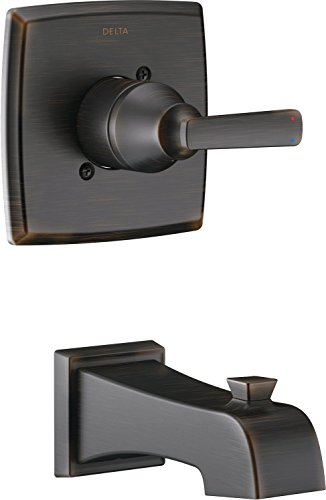 Faucet T14164 RB Ashlyn Venetian Bronze