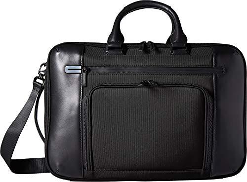 Briefcase Zero Halliburton Black (Zero Halliburton PRF 3.0-Large Three-Way Briefcase, Black, One Size)