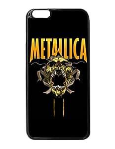 Metallica Scream Image Design Hard Back Case cover skin for Apple Iphone 6 Plus 5.5