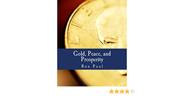 Gold, Peace, and Prosperity Large Print Edition : The Birth ...