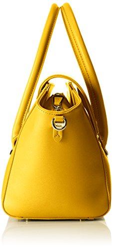 Trussardi 75b492xx53, Borsa a Mano Donna, 47x25x18 cm (W x H x L) Multicolore (Yellow P16)