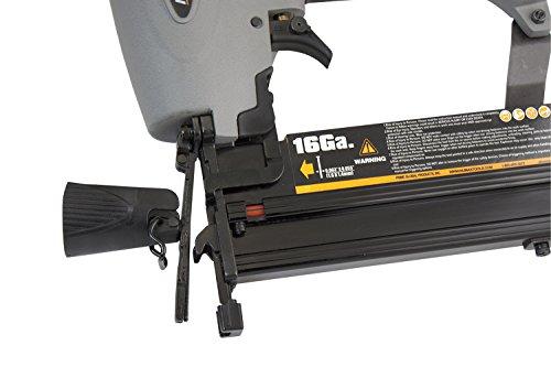 NuMax SXL31 3-in-1 16 and 18 Gauge Finish Nailer
