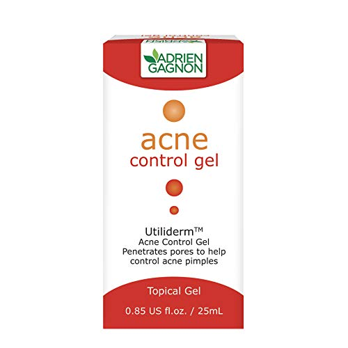 Adrien Gagnon - Utiliderm Topical Acnea Control Gel for Acne Control Pimples, 25 ml (Best Topical For Acne)