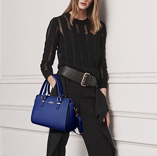 Mujer Nuevos Estilos Líneas Cruzadas Europa Y América Moda Bolso De Hombro Inclinado Sola Bolsa De Hombro Grey