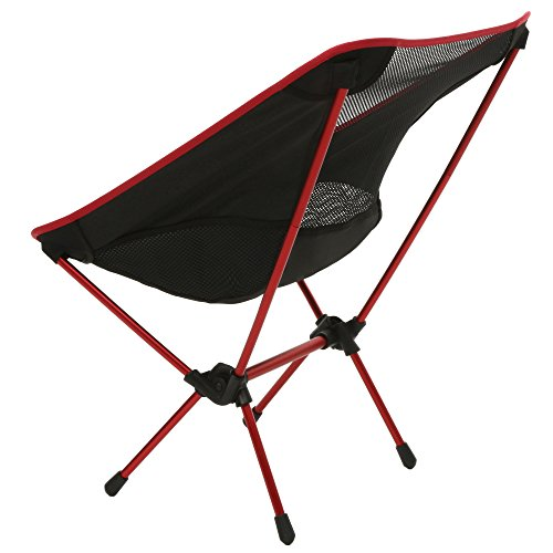 Amazon.com: Bluefringe Silla plegable de camping, portátil ...