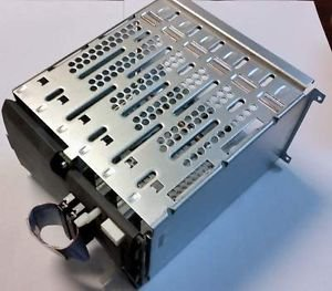 HP 359719-001 ML370 ML350 G4 HOT PLUG SCSI DRIVE CAGE PN: 359719-001
